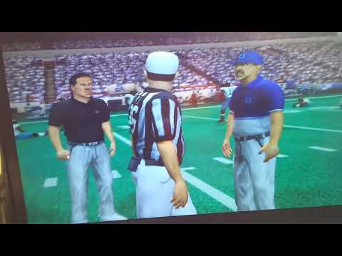 Madden NFL 2005 - Indianapolis Colts - RCA Dome