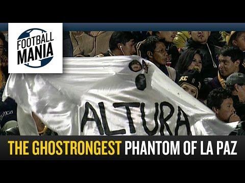 The Ghostrongest - Phantom of La Paz (Bolivia)