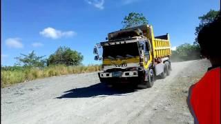PHILIPPINE DUMP TRUCK DRIVER - Rodrigo Santos