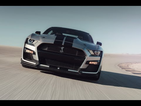 - Ford Shelby GT (at Detroit Auto Show )