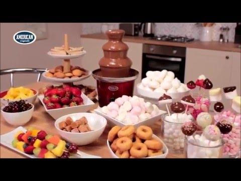 Vellidte chokolade fondue - YouTube AJ-64