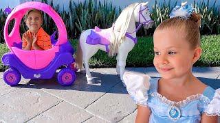 Diana e o Dia de Princesa