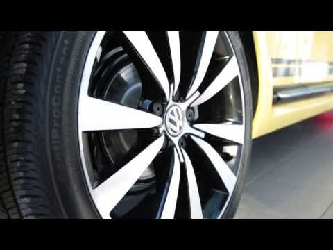 Stan Olsen Volkswagen - Winter Tire Pressure Check