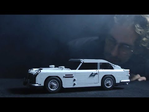 Lego James Bond Aston Martin Db5 Set Reveal Designer Review Video