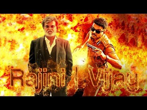 Superstar Rajini and Ilayathalapathy Vijay Mashup | The Hunt Continues