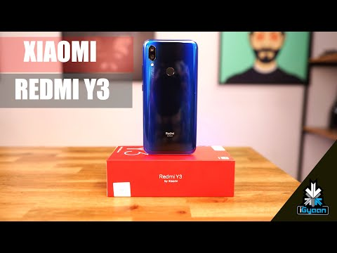 Xiaomi Redmi Y3 Review Videos
