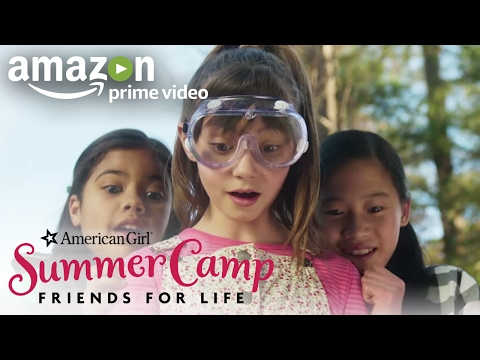 An American Girl Story: Summer Camp, Friends for Life    Amazon Kids