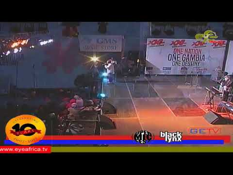 BIG FAA Performance At Open Mic Festival 2017