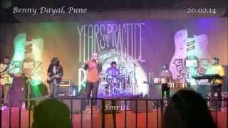 Benny Dayal - Pune 20/02/14 (Masakali, Kaise Mujhe, Tu Hi Toh Meri Dost Hai)