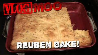 Guerro Makes A Reuben Bake - Vlog.12