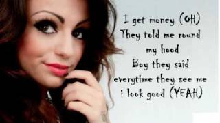 Cher Llyod - Turn My Swag On (Lyrics On Screen)
