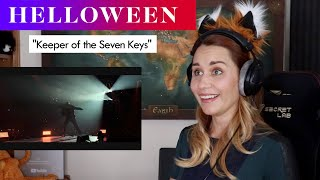 """Download Helloween """"Keeper of the Seven Keys"""" REACTION & ANALYSIS by Vocal Coach/Opera Singer"""