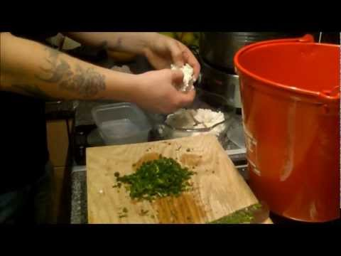 How to make Ricotta Cheese from Whey