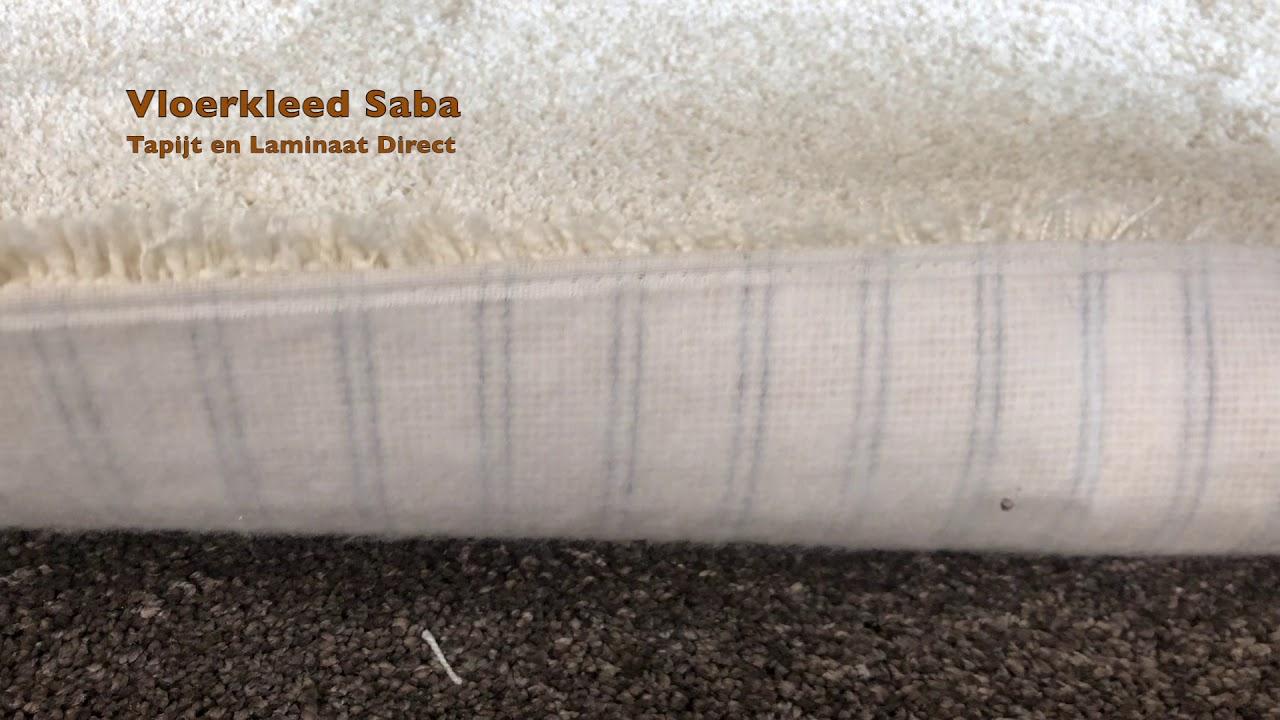 Tapijt Laminaat Direct : Vloerkleed 745 saba tapijt en laminaat direct youtube