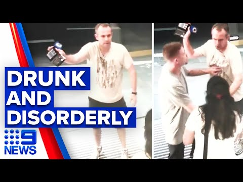 Sydney Police Officer Charged With Assault | 9 News Australia