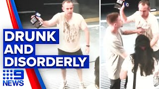 Sydney Police officer charged with assault   9 News Australia
