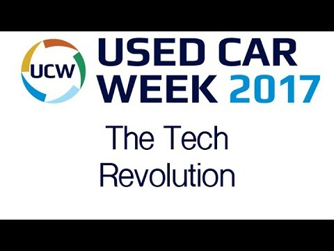 2017 UCW The Tech Revolution: Increase Wholesale Efficiency