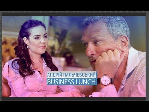 Анастасия Рагимова и Андрей Пальчевский в программе Business Lunch