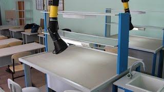 Лабораторная учебная мебель ПрофЛабМеб(Производство и продажа лабораторной мебели. Учебное лабораторное оборудование. Перечень изготавливаемой..., 2014-03-04T17:08:57.000Z)