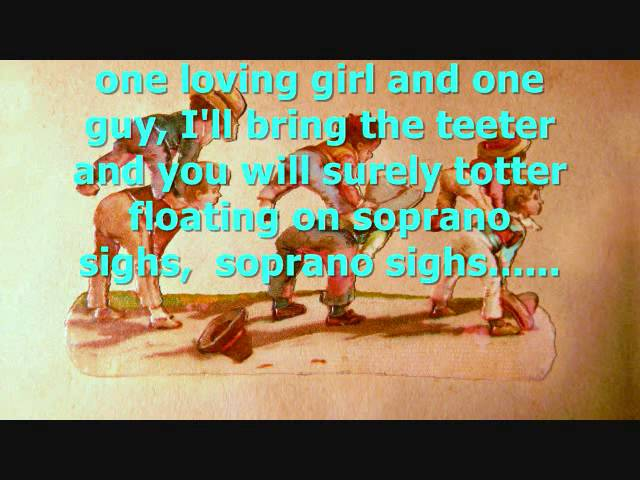 Stalking That Muse Of Youth.