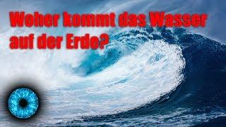 Woher kommt das Wasser auf der Erde? - Clixoom Science & Fiction