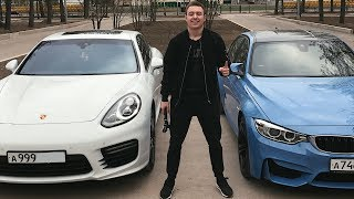 Студенты на Porsche Panamera GTS. Шашки на Кутузе. Больше ТВЕРКА.