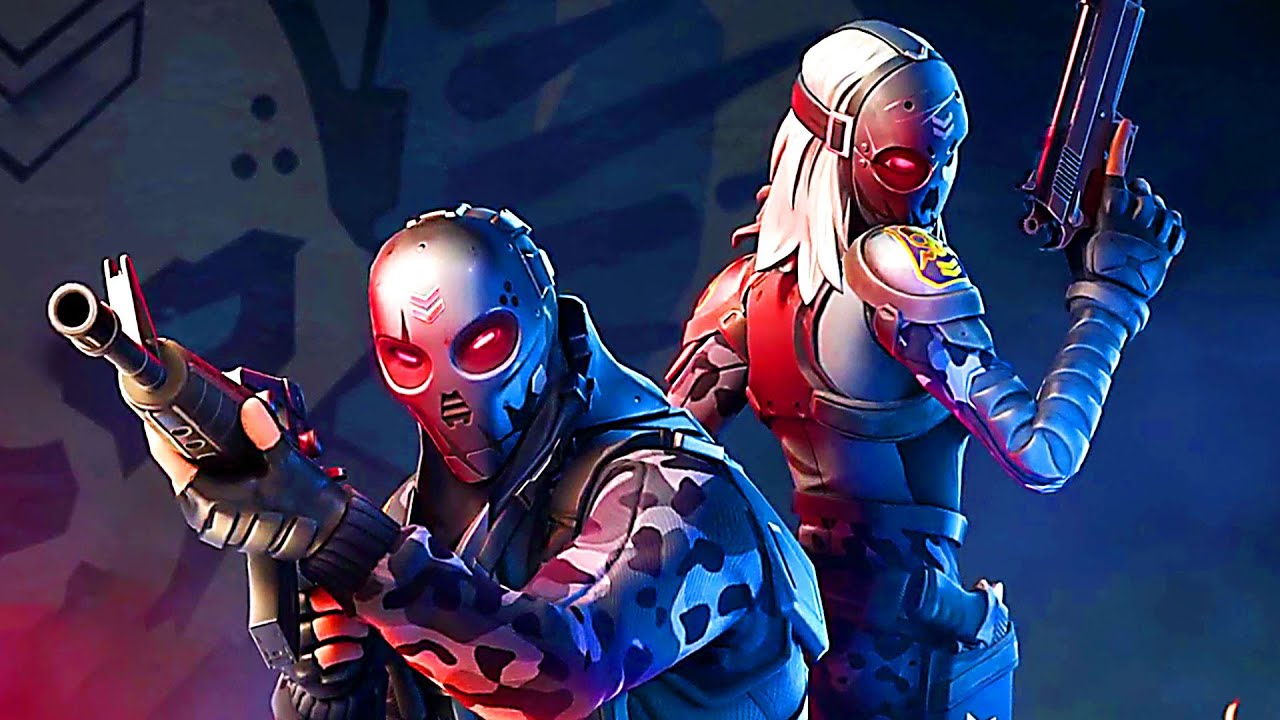 FORTNITE LOVE AND WAR Trailer (2020) PS4 / Xbox One / PC + vídeo