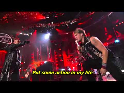 James Durbin + Judas Priest - Living After Midnight / Breaking The Law (American Idol - S10E39)