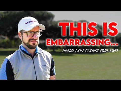 EDIT THIS HOLE OUT? - Pinhal Golf Course vs Rick Shiels - Part 2