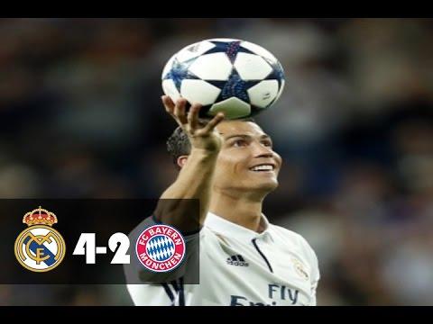 Real Madrid 4-2 Bayern Múnich - Relato: Alejandro Romero, Radio Onda Cero [Champions League 16/17]