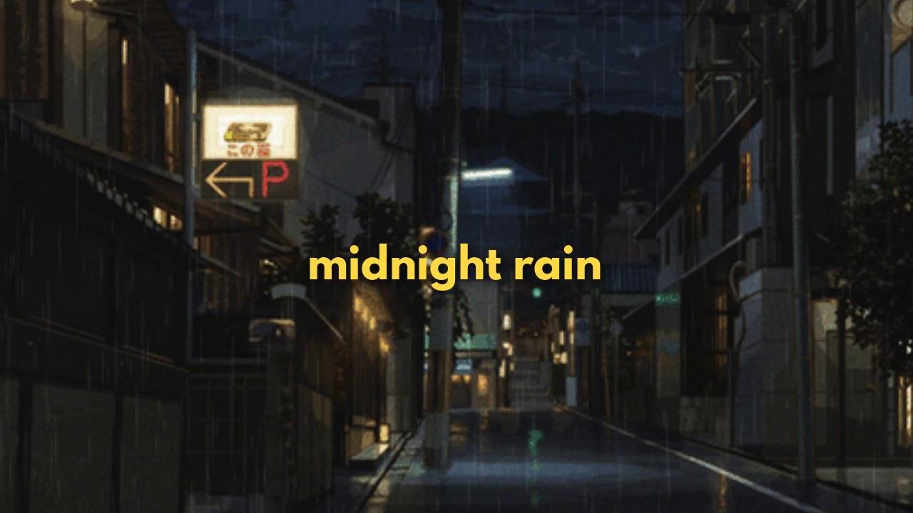 hoffy beats - midnight rain