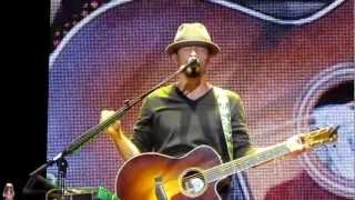 Jason Mraz Intro / Everything Is Sound / The Remedy Live From Madrid 2012