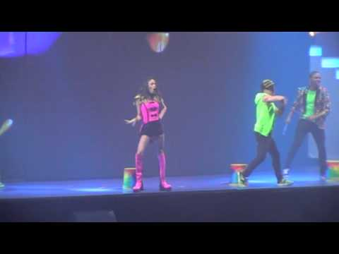 Violetta Live Paris 16.09.15 (2eme Partie)