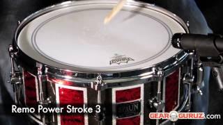 Remo Snare Drum Head - Head to Head Comparison