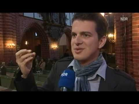 Philippe Jaroussky Schleswig-Holstein Musik Festival NDR Reportage (with English subtitles)