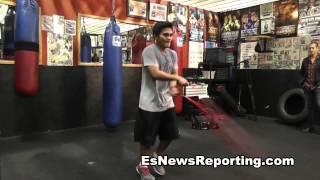 Brian Viloria Jump Rope Master - Esnews Boxing