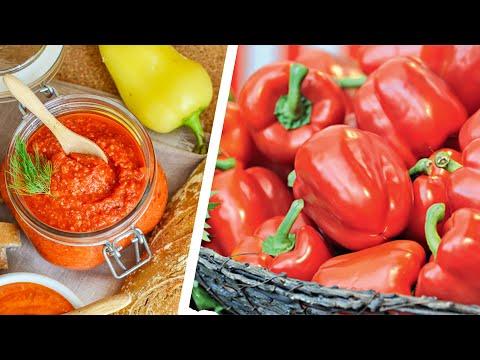 Соус томатный в домашних условиях на зиму с перцем