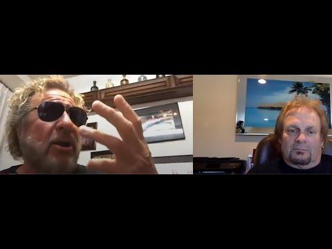 Sammy Hagar and Michael Anthony talked possible Eddie Van Halen tribute concert..!