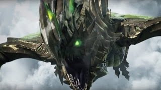 Monster Hunter X - Opening Cinematic(Gigantic beasts battle it out in this introduction for the 3DS game, before a group of explorers take on a Dinovaldo. Subscribe to IGN for more!, 2015-11-09T19:30:01.000Z)