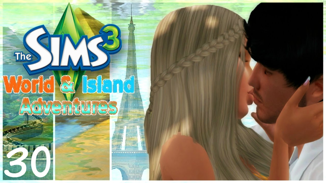 let 39 s play the sims 3 world island adventures part. Black Bedroom Furniture Sets. Home Design Ideas