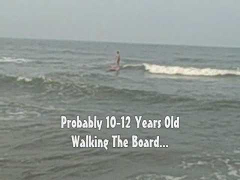 Surfing Virginia Beach Va North End Ocean Front