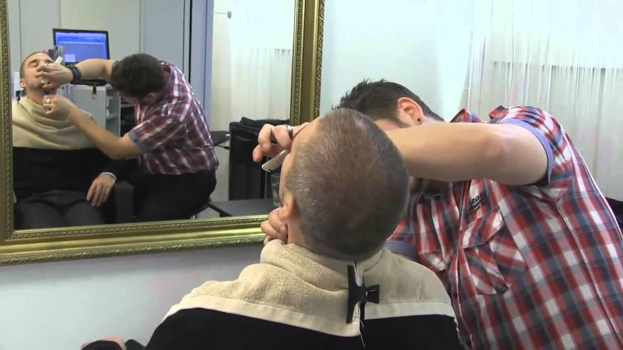 Miten ajaa parta höylällä
