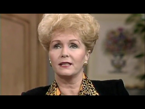 Debbie Reynolds Part 4 of an intimate 5 part conversation.