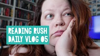 THE READING RUSH VLOGS 💜 Day 05