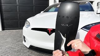 What's inside a Tesla Charger?