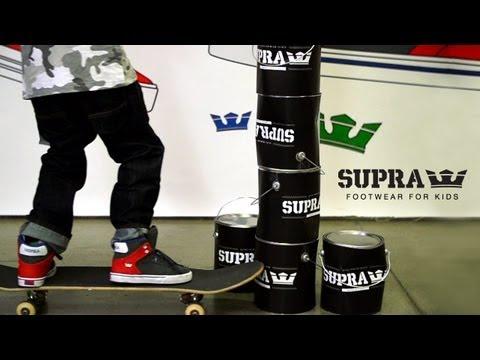 SUPRA Footwear For Kids