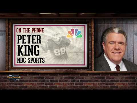 Peter King Talks Giants Drama, NFL Rules, Cowboys & More w/Dan Patrick | Full Interview | 10/11/18