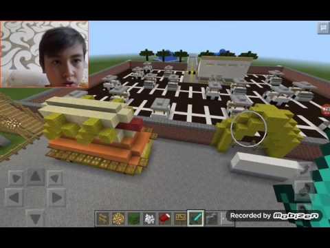 Minecraft Map incelemesi - Aqua Park