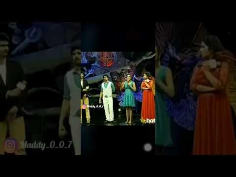 BB 3 Yucky Meera Mithun Same Problem Created On Stage Jodi No 1