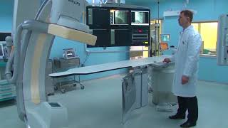 Пинская центральная больница: очередной шаг по пути развития
